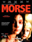 Låt den rätte komma in - French Movie Poster (xs thumbnail)