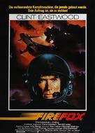 Firefox - German Movie Poster (xs thumbnail)
