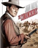 The Comancheros - Blu-Ray cover (xs thumbnail)