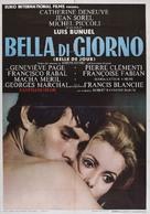 Belle de jour - Italian Movie Poster (xs thumbnail)
