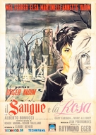 Et mourir de plaisir - Italian Movie Poster (xs thumbnail)