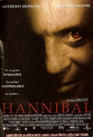 Hannibal - Argentinian Movie Poster (xs thumbnail)