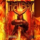 Hellboy - Hungarian poster (xs thumbnail)