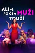 What Men Want - Czech Movie Cover (xs thumbnail)