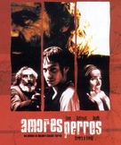 Amores Perros - Blu-Ray movie cover (xs thumbnail)