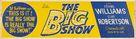 The Big Show - poster (xs thumbnail)