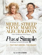 It's Complicated - French Movie Poster (xs thumbnail)