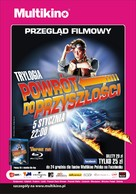 Back to the Future - Polish Video release poster (xs thumbnail)