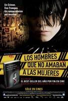 Män som hatar kvinnor - Mexican Movie Poster (xs thumbnail)