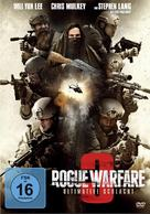 Rogue Warfare: Death of a Nation - German DVD movie cover (xs thumbnail)