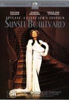 Sunset Blvd. - Australian DVD cover (xs thumbnail)
