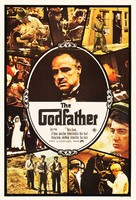 The Godfather - Australian Movie Poster (xs thumbnail)