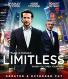 Limitless - Canadian Blu-Ray movie cover (xs thumbnail)