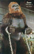 King Kong Lives - Brazilian Movie Poster (xs thumbnail)