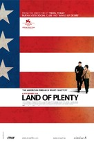 Land of Plenty - Belgian Movie Poster (xs thumbnail)