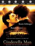 Cinderella Man - Norwegian Movie Poster (xs thumbnail)