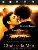 Cinderella Man - Norwegian Movie Poster (xs thumbnail)