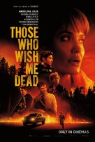 Those Who Wish Me Dead - International Movie Poster (xs thumbnail)