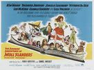 The Amorous Adventures of Moll Flanders - British Movie Poster (xs thumbnail)