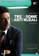 Tris di donne & abiti nuziali - Italian DVD cover (xs thumbnail)