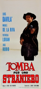 Tumba para un forajido - Italian Movie Poster (xs thumbnail)