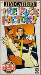 """The Duck Factory"" - VHS cover (xs thumbnail)"