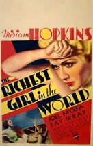 The Richest Girl in the World - Movie Poster (xs thumbnail)