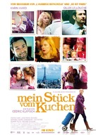 Ma part du gâteau - German Movie Poster (xs thumbnail)