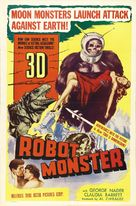 Robot Monster - Theatrical movie poster (xs thumbnail)