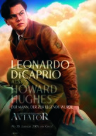 The Aviator - German Movie Poster (xs thumbnail)