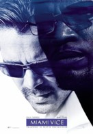 Miami Vice - Turkish Movie Poster (xs thumbnail)