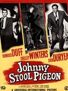 Johnny Stool Pigeon - British Movie Poster (xs thumbnail)