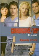 """Grey's Anatomy"" - Czech DVD movie cover (xs thumbnail)"