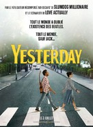 Yesterday - French Movie Poster (xs thumbnail)
