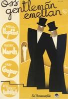 Design for Living - Swedish Movie Poster (xs thumbnail)