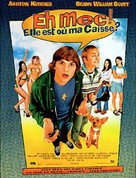 Dude, Where's My Car? - French Movie Poster (xs thumbnail)