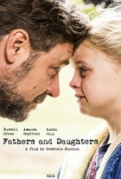 Fathers and Daughters - Movie Poster (xs thumbnail)