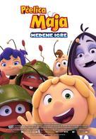 Maya the Bee: The Honey Games - Croatian Movie Poster (xs thumbnail)