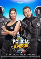 Raid dingue - Spanish Movie Poster (xs thumbnail)