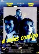 A solas contigo - Spanish Movie Poster (xs thumbnail)