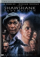 The Shawshank Redemption - DVD cover (xs thumbnail)