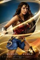 Wonder Woman - Italian Movie Poster (xs thumbnail)
