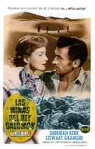 King Solomon's Mines - Spanish Movie Poster (xs thumbnail)