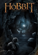 The Hobbit: An Unexpected Journey - Hungarian Movie Poster (xs thumbnail)
