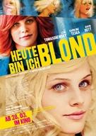 Heute bin ich blond - German Movie Poster (xs thumbnail)