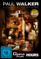 The Lazarus Project - German DVD cover (xs thumbnail)
