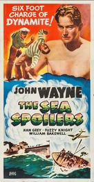 Sea Spoilers - Movie Poster (xs thumbnail)