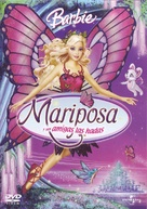 Barbie Mariposa and Her Butterfly Fairy Friends - Spanish Movie Cover (xs thumbnail)