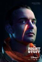 """""""The Right Stuff"""" - Movie Poster (xs thumbnail)"""