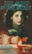 La lune dans le caniveau - German VHS cover (xs thumbnail)